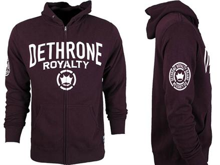 Dethrone Dethrone Royalty Hoodie - Anticrown